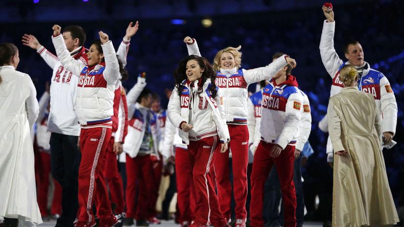 rusko ceremoniál