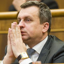 Bratislava Parlament Schôdza andrej danko