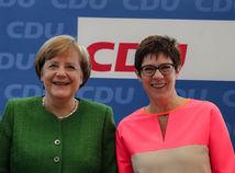 CDU, Angela Merkelová, Annegret Krampová-Karrenbauerová