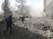 Vojna pod Damaskom sa mení na masaker
