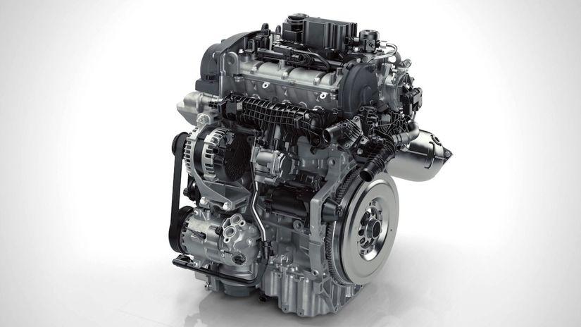 Volvo - motor 1,5 T3 Drive-E