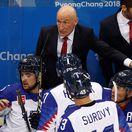 ZOH 2018, hokej, osemfinále Slovensko - USA, Ramsay