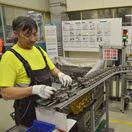 Embraco Slovakia, výrobná hala, hala, robotníci