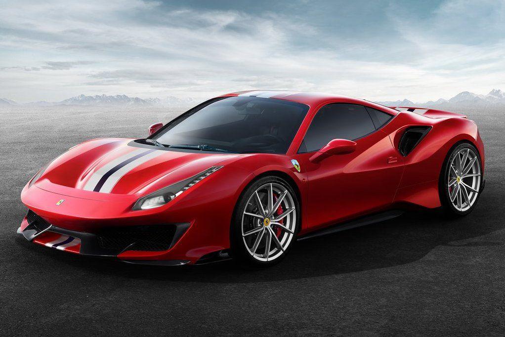 Prepracovaná aerodynamika priniesla Ferrari 488...