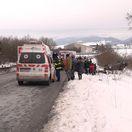 Auto zrazilo dvanásť detí, obec sa nechystá postaviť chodníky