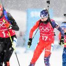 ZOH 2018, Biatlon, štafeta, Paulína Fialková