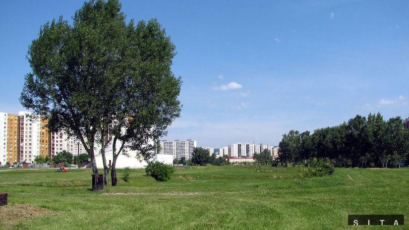 BRATISLAVA: Pozemky pre elektrièku v Petržalke