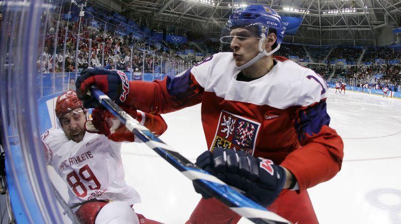 Česko, Rusko, hokej