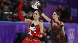 Jevgenija Medvedevová, Alina Zagitovová