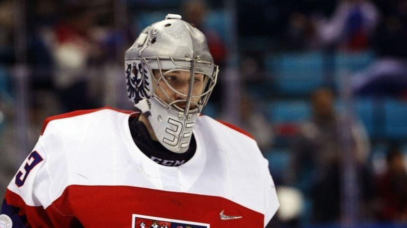 Pavel Francouz, Česko, hokej