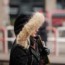 Arktická zima prichádza z Ruska