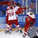 Rusko hokej ZOH