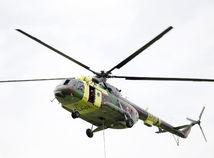Vrtuľník Mi-17