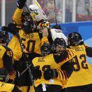 ZOH 2018, hokej, Kanada - Nemecko