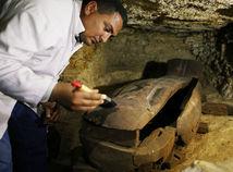 archeológ, egypt, níl, objav, pohrebisko