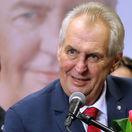 Miloš Zeman vystúpil na zjazde komunistov. Ako prvý český prezident po 89-tom