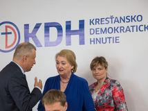 Celoslovenská Rada KDH, záborská