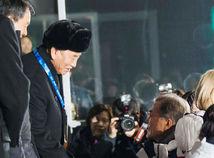 Mun Če-in, Kim Jong-čchol, pjongcang