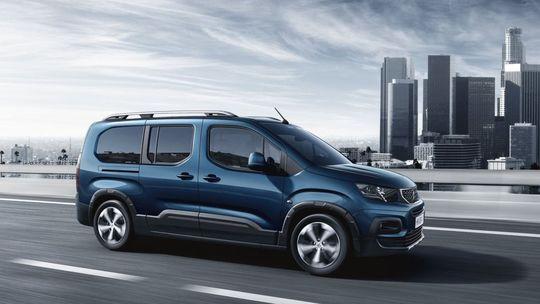 Peugeot Rifter: 'Partner Tepee' zmenil meno a dostal moderný vzhľad