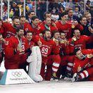 ZOH 2018, hokej, finále, OŠR - Nemecko