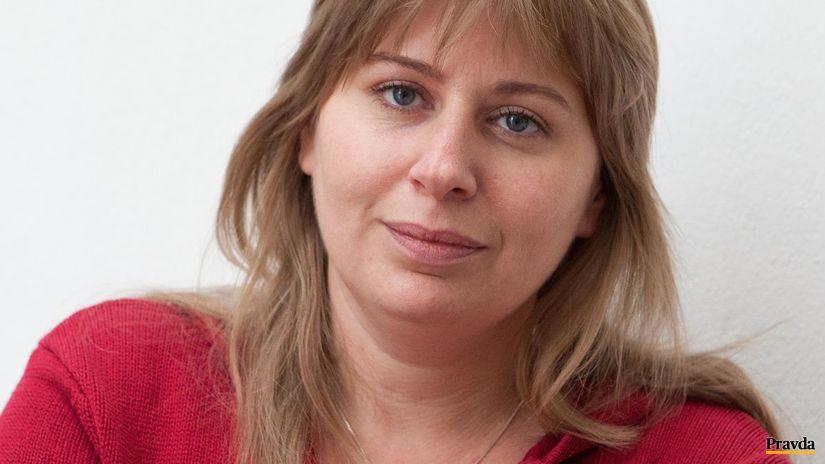 Adriana Mesochoritisová, aktivistka, mimovládka...