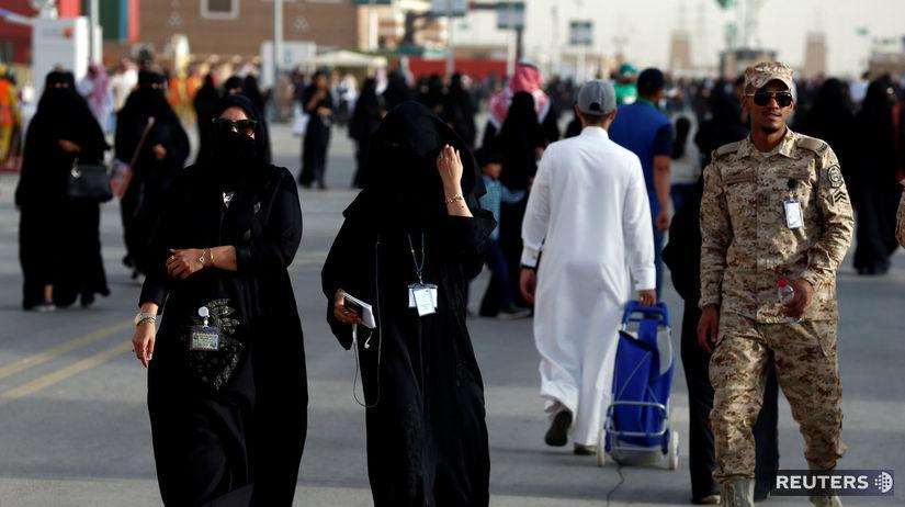Saudská Arábia, ženy, islam, burka