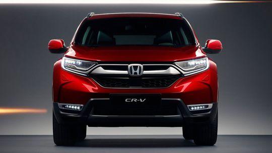 Honda CR-V: Nová generácia už na jeseň. Diesel nahradí hybridom bez prevodovky