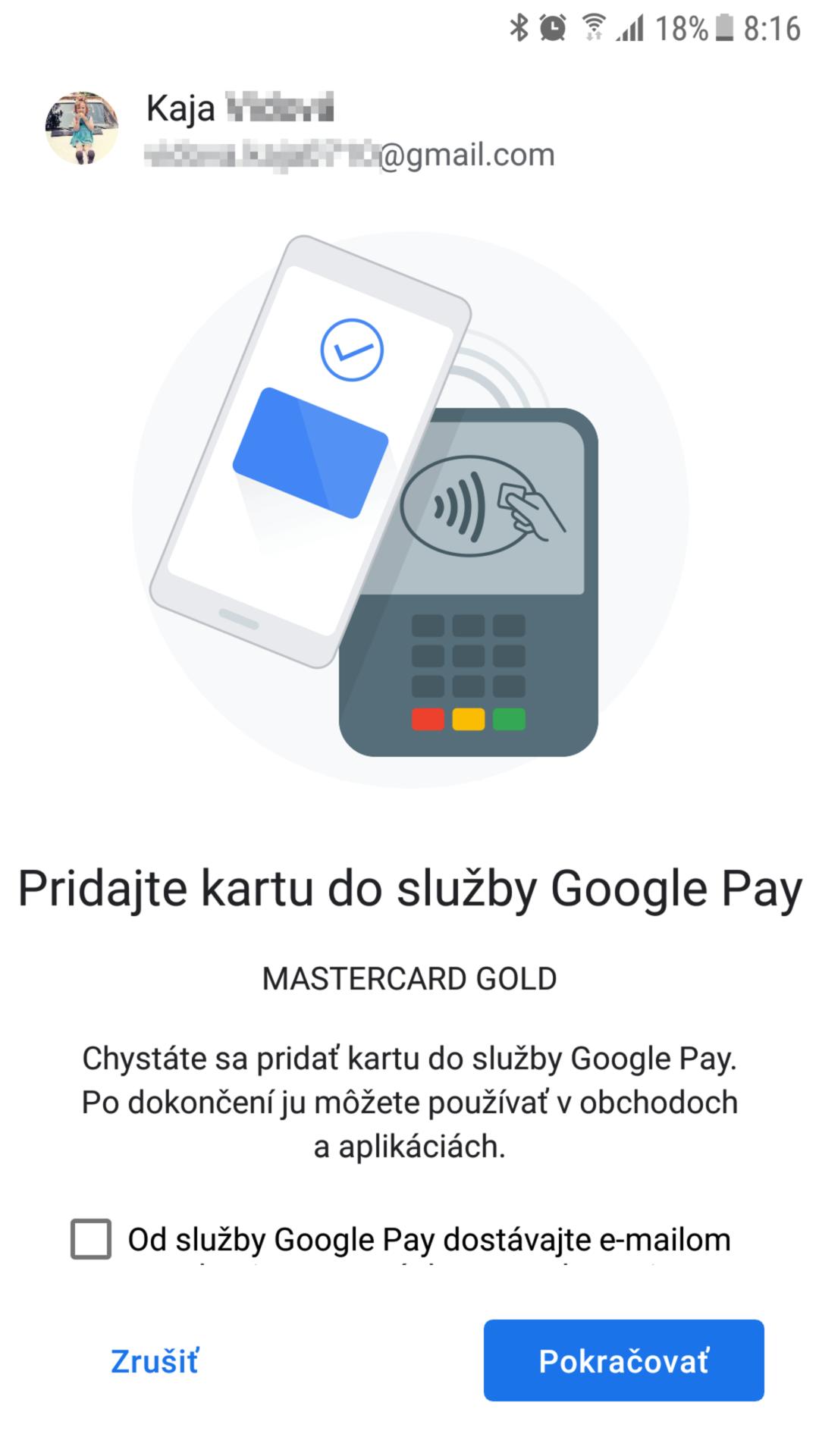 Platby Mobilom Cez Google Pay Uz Funguju Aj Na Slovensku