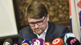 SR Bratislava Maďarič Minister Odstúpenie