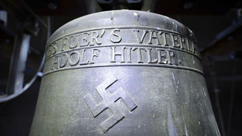 zvon, Hitler, Herxheim, Nemecko