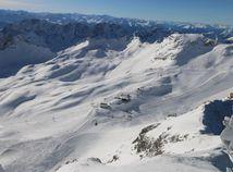 Alpy, hory, sneh, zima, Zugspitze
