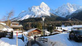 Biberwier, Alpy, Zugspitze