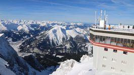 končiare, Alpy, Zugspitze, hory