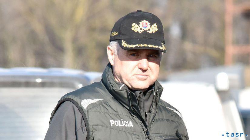 SR polícia Michalovce razia Gašpar