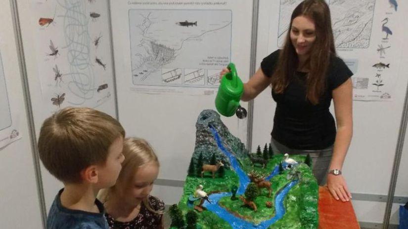 voda, biodiverzita, Stredoslovenské múzeum