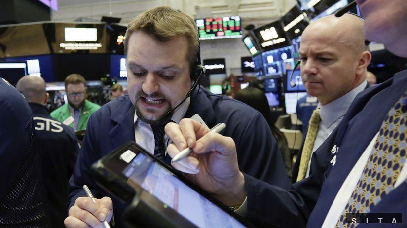 burza, Wal Street, finančné trhy