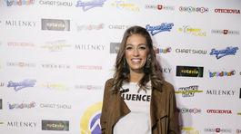 Moderátorka šou Superstar Jasmína Alagič.