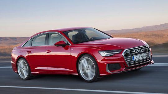 Audi A6: Ôsma generácia prináša technológie vlajkovej lode A8