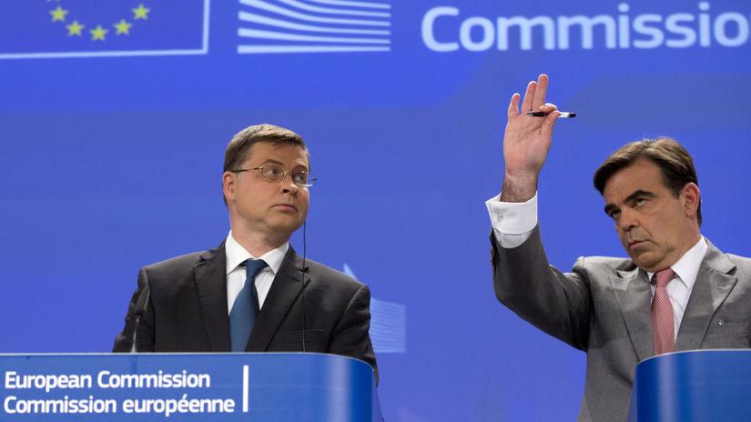 Dombrovskis, schinas