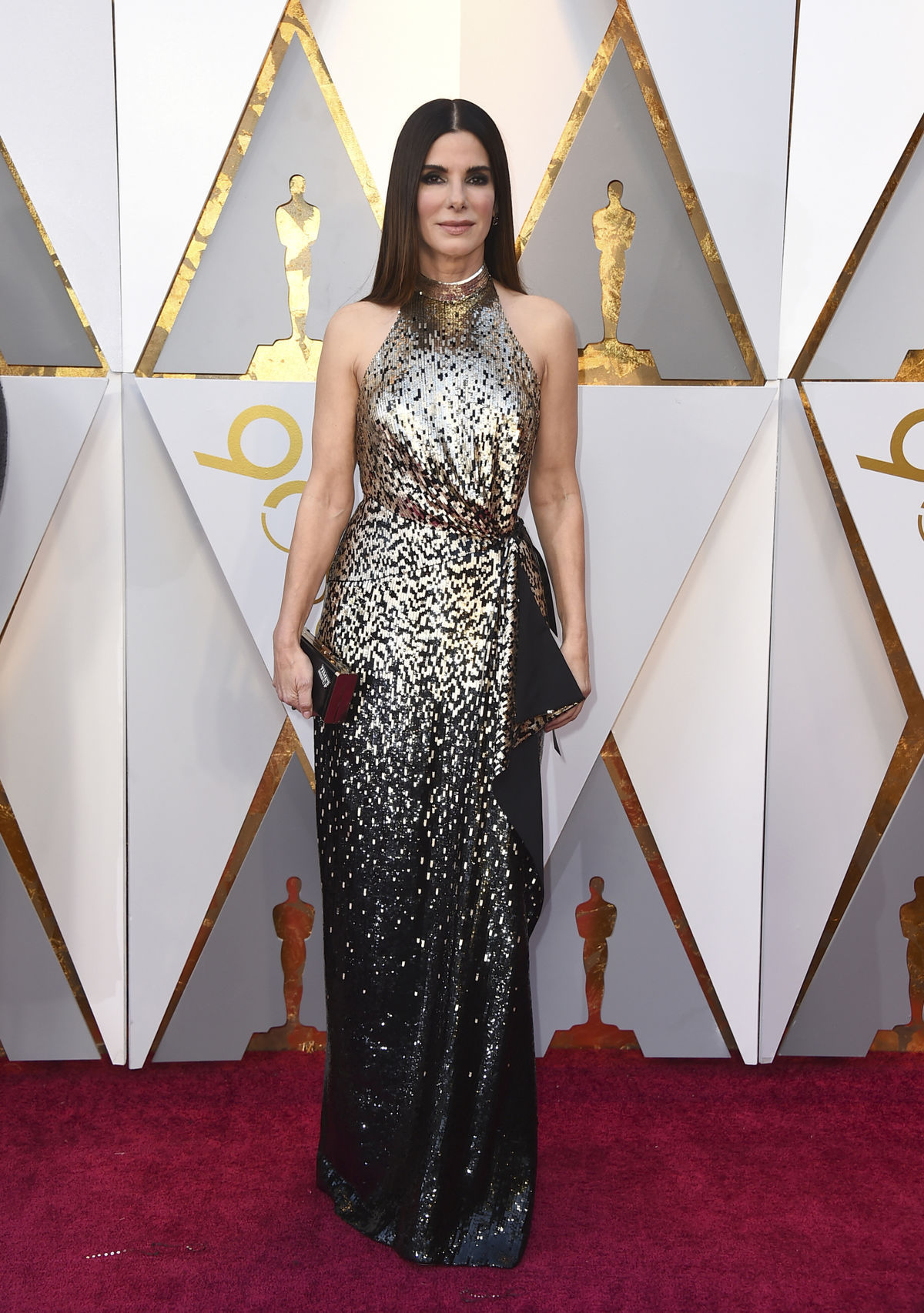 Herečka Sandra Bullock.