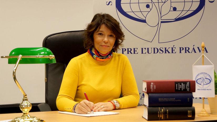Katarína Szabová rasizmus xenofóbia
