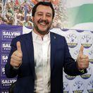 Salvini chce spočítať Rómov: Tých talianskych si musíme, žiaľ, ponechať u nás