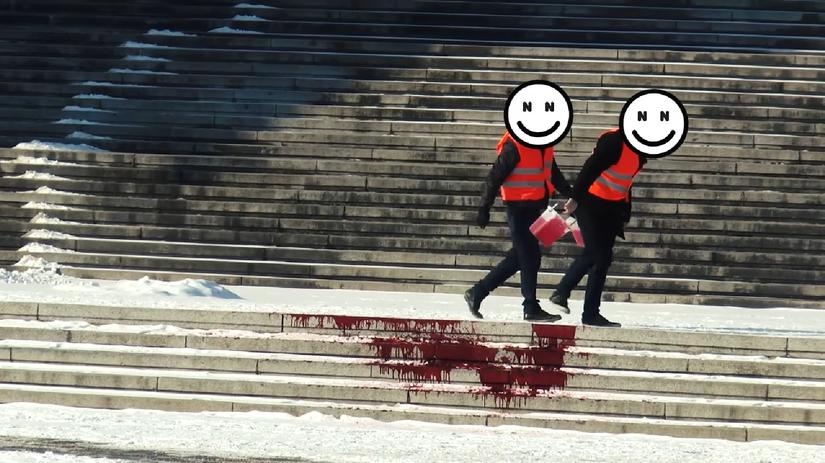 krv, košice, vražda,