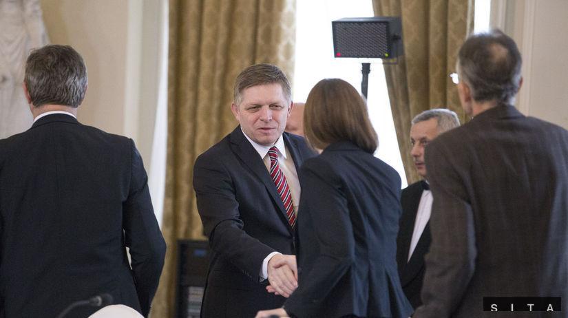 PREMIÉR: Stretnutie s veľvyslancami EÚ a USA