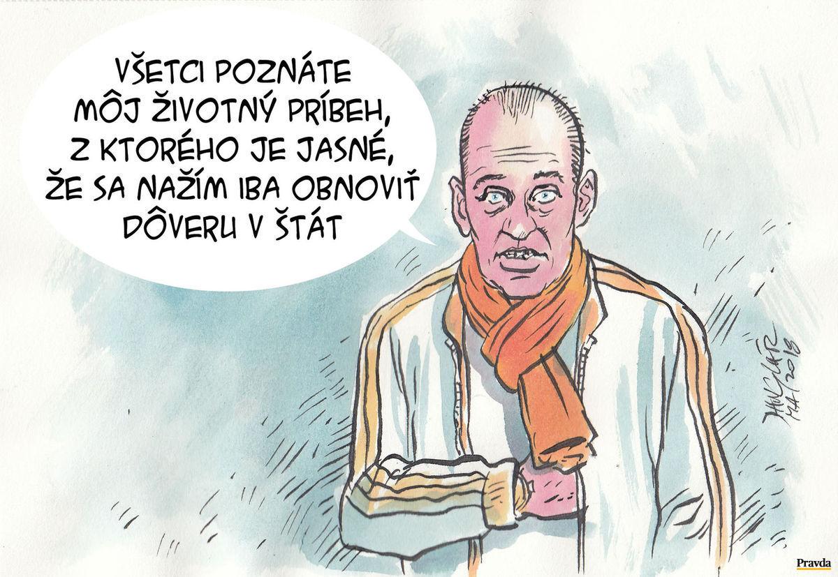 Karikatúra 08.03.2018