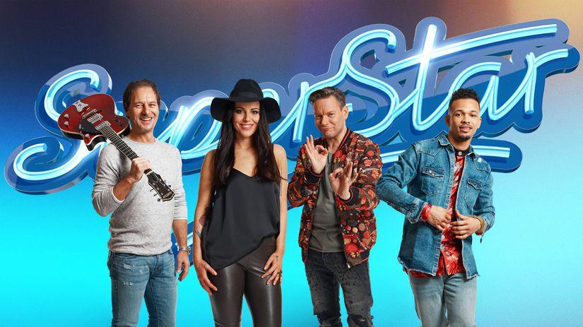 Superstar 2018, habera, knechtová, ruppert,...