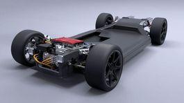 Williams - platforma FW-EVX