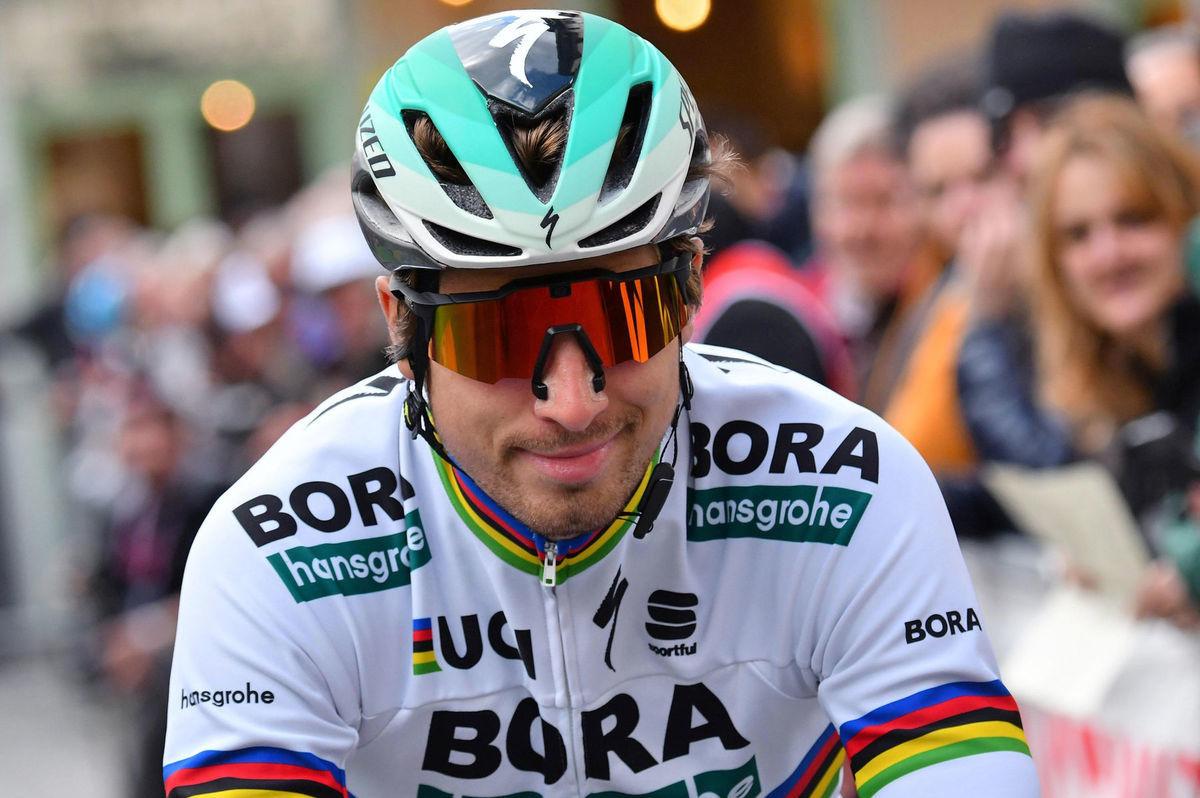 e3bac7a317e22 Vírus ho obral o tréning. Oslabený Sagan mieri na Tirreno-Adriatico ...