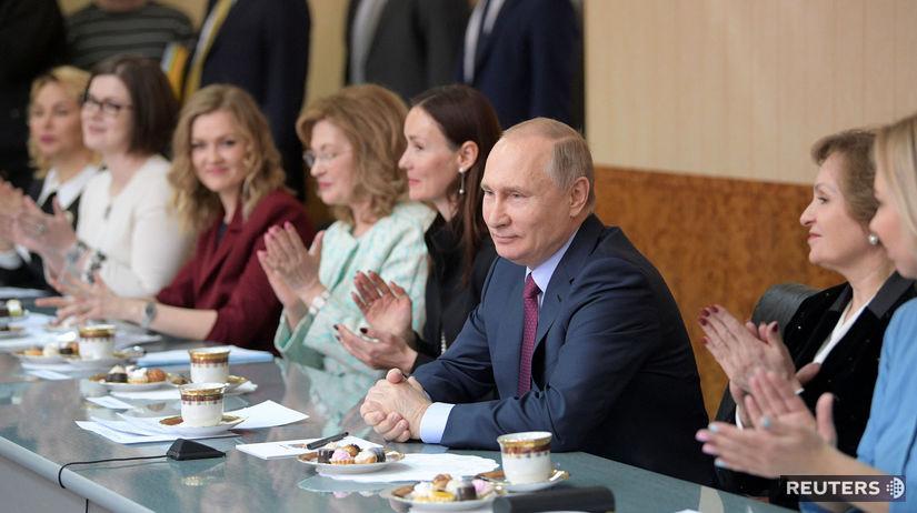 Vladimir Putin ženy