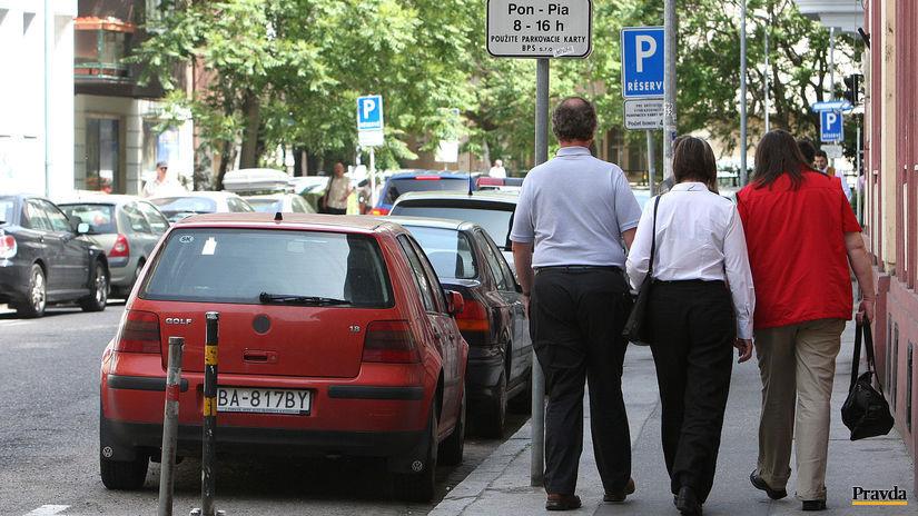 bratislava , parkovanie , bps , parkovacia sluzba